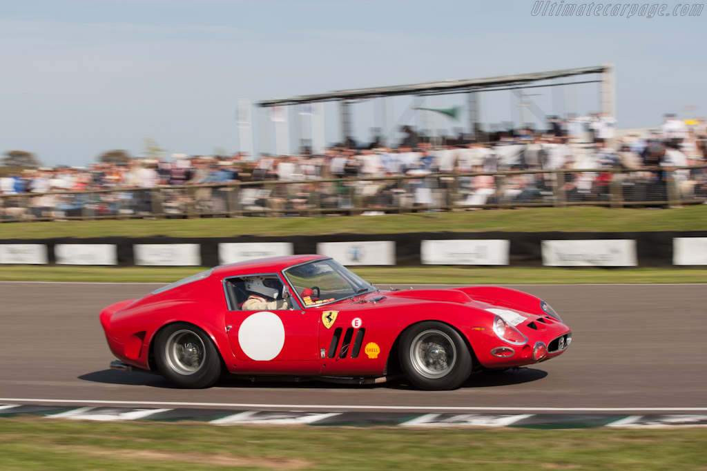 Ferrari 330 GTO    - 2012 Goodwood Revival