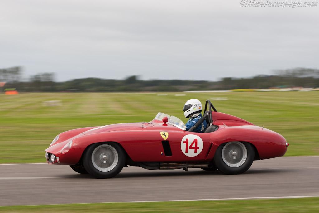 Ferrari 750 Monza - Chassis: 0504M   - 2012 Goodwood Revival