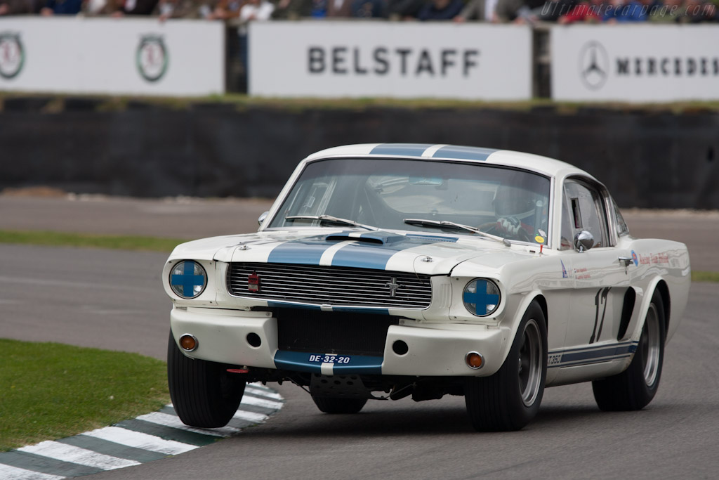 Ford Shelby Mustang GT350    - 2012 Goodwood Revival