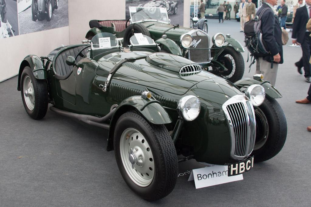 Frazer Nash Le Mans - Chassis: 421/100/119   - 2012 Goodwood Revival