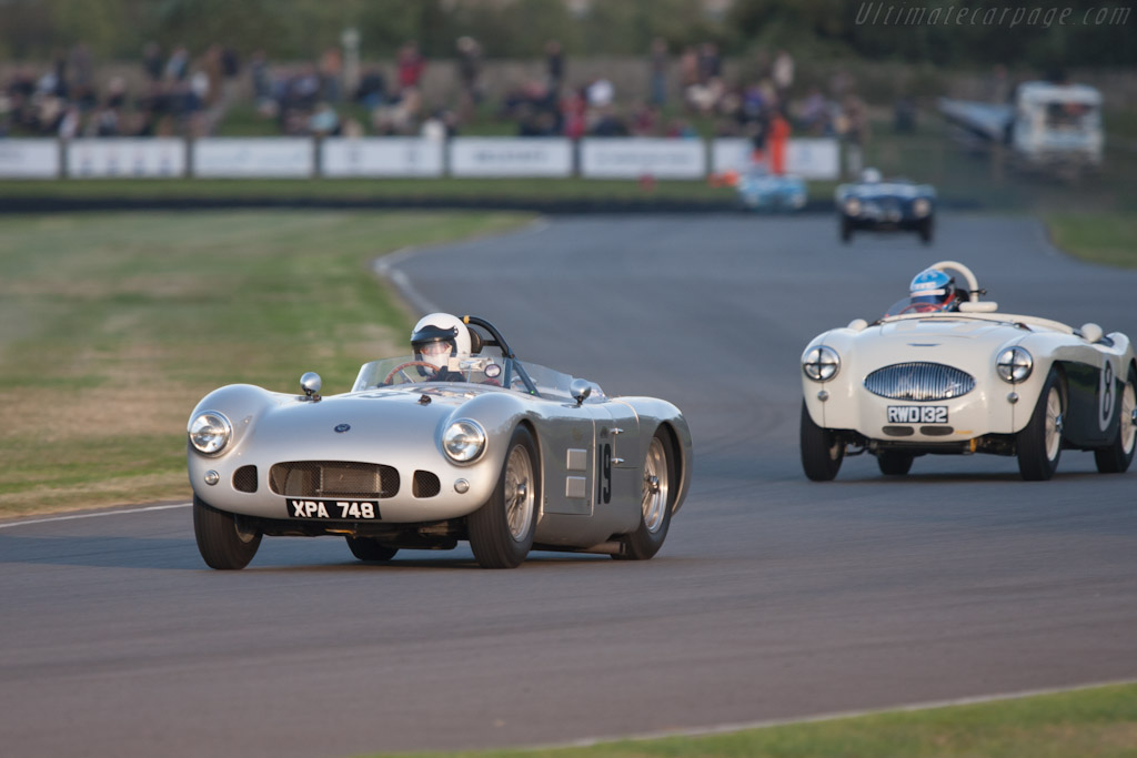 HWM Jaguar    - 2012 Goodwood Revival