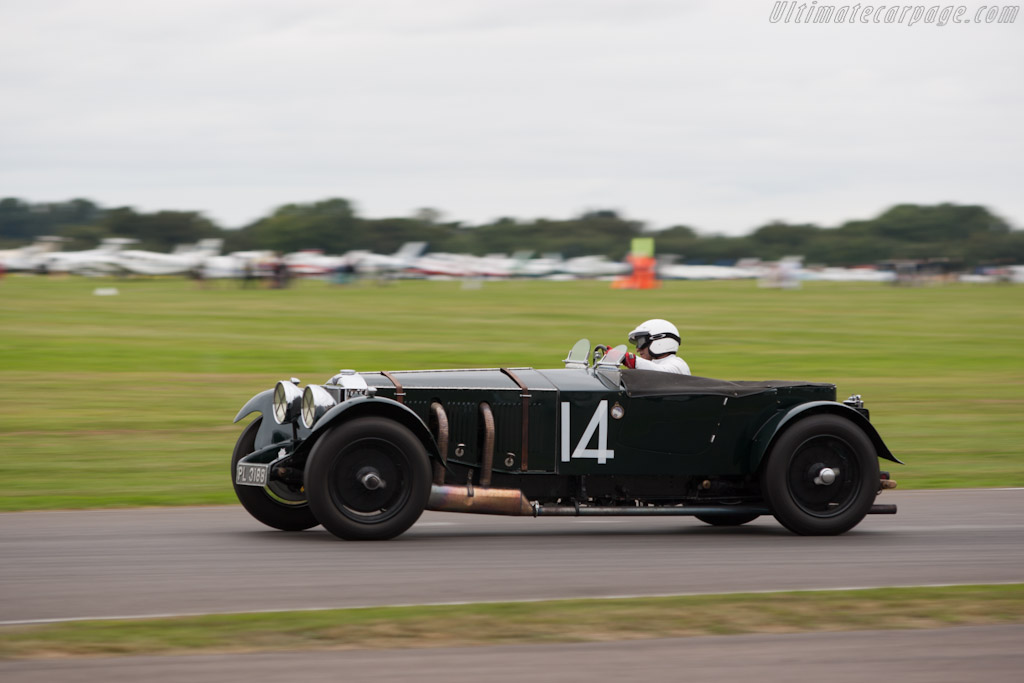 Invicta S-Type    - 2012 Goodwood Revival