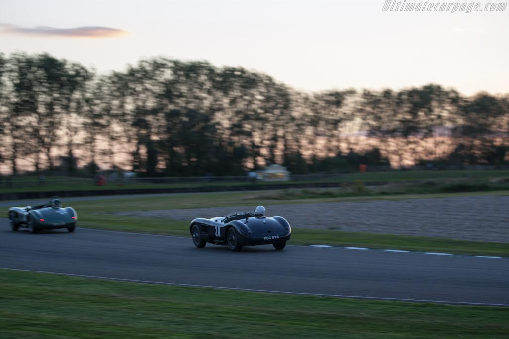 Jaguar C-Type - Chassis: XKC 021   - 2012 Goodwood Revival