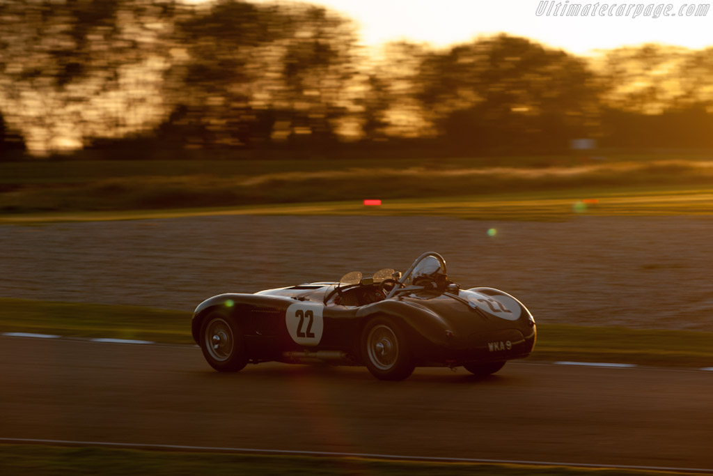 Jaguar C-Type - Chassis: XKC 053   - 2012 Goodwood Revival