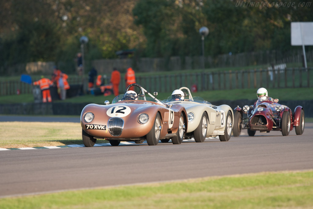 Jaguar C-Type - Chassis: XKC 018   - 2012 Goodwood Revival