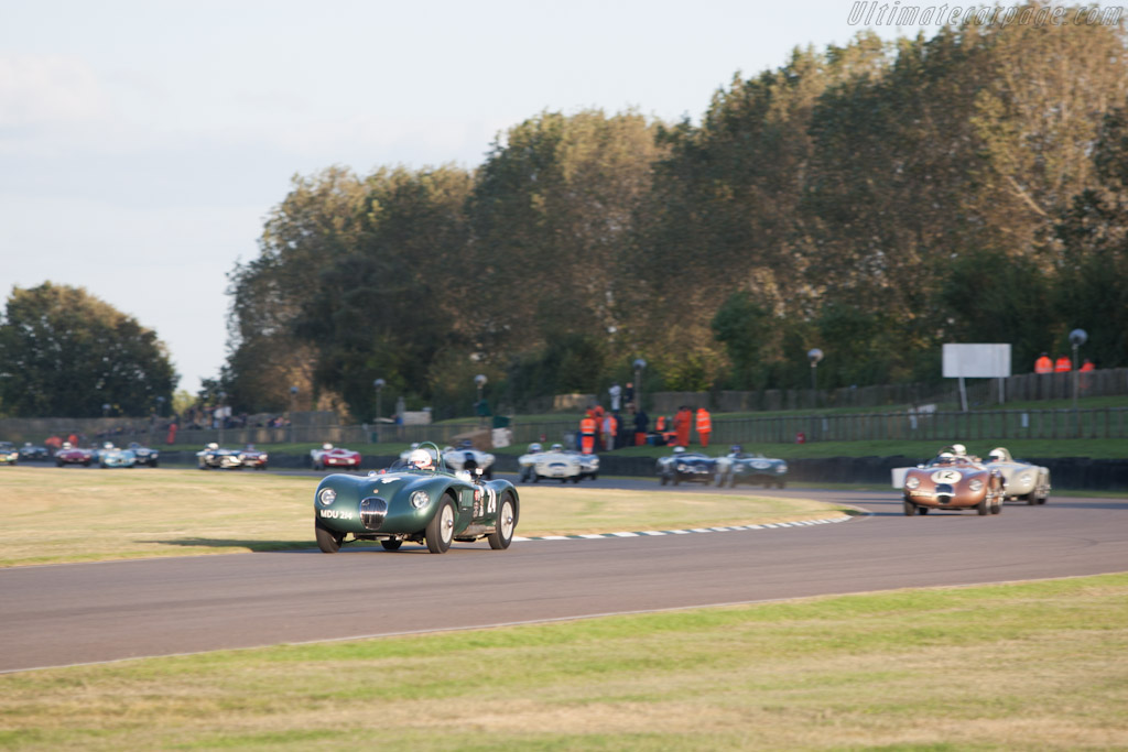 Jaguar C-Type - Chassis: XKC 004   - 2012 Goodwood Revival