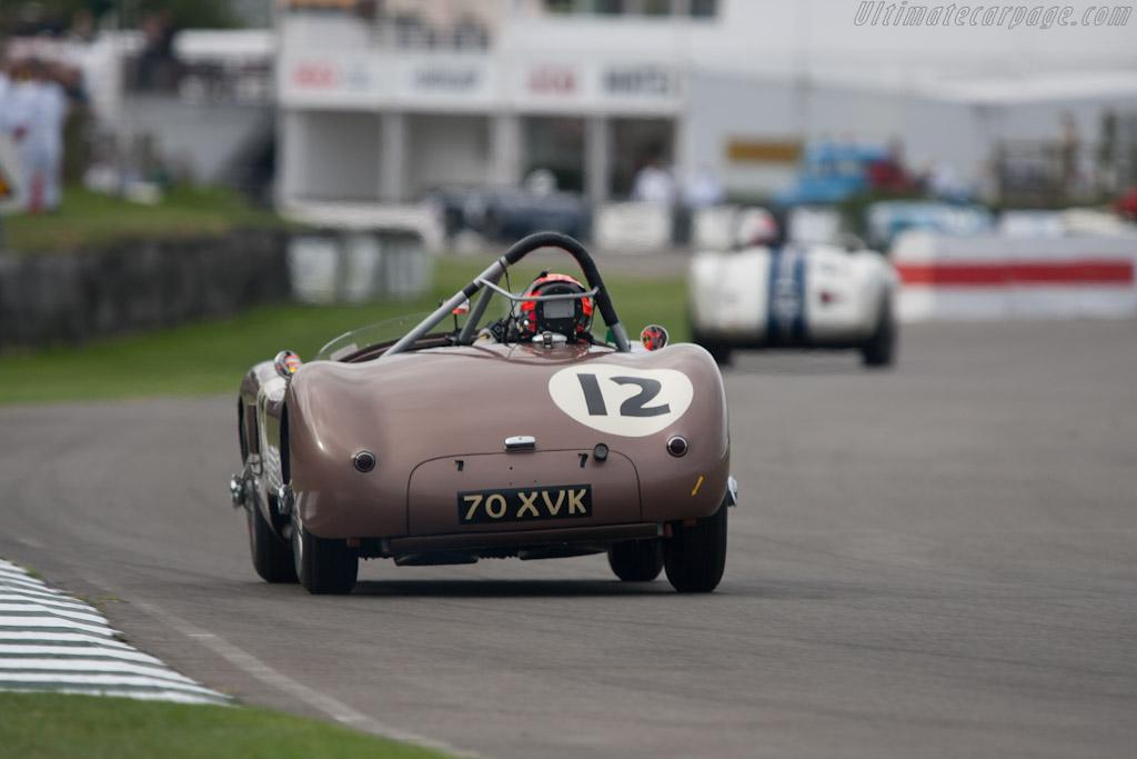 Jaguar C-Type    - 2012 Goodwood Revival