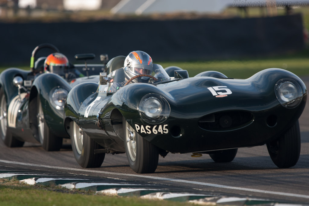 Jaguar D-Type - Chassis: XKD 530   - 2012 Goodwood Revival