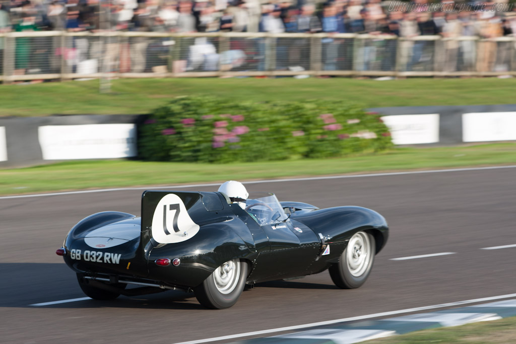 Jaguar D-Type - Chassis: XKD 506   - 2012 Goodwood Revival