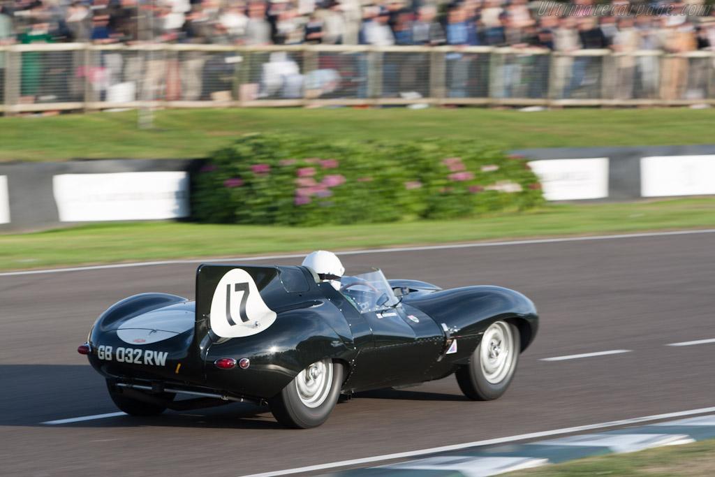 Jaguar D-Type - Chassis: XKD 506   - 2012 Goodwood Revival