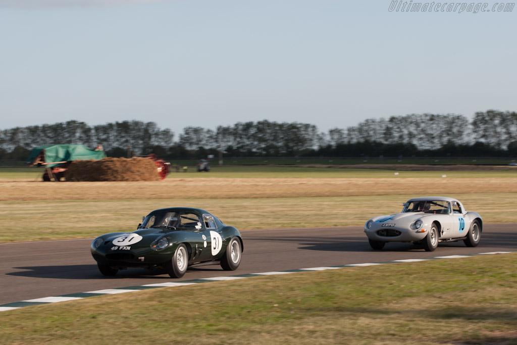 Jaguar E-Type Lightweight - Chassis: S850663   - 2012 Goodwood Revival