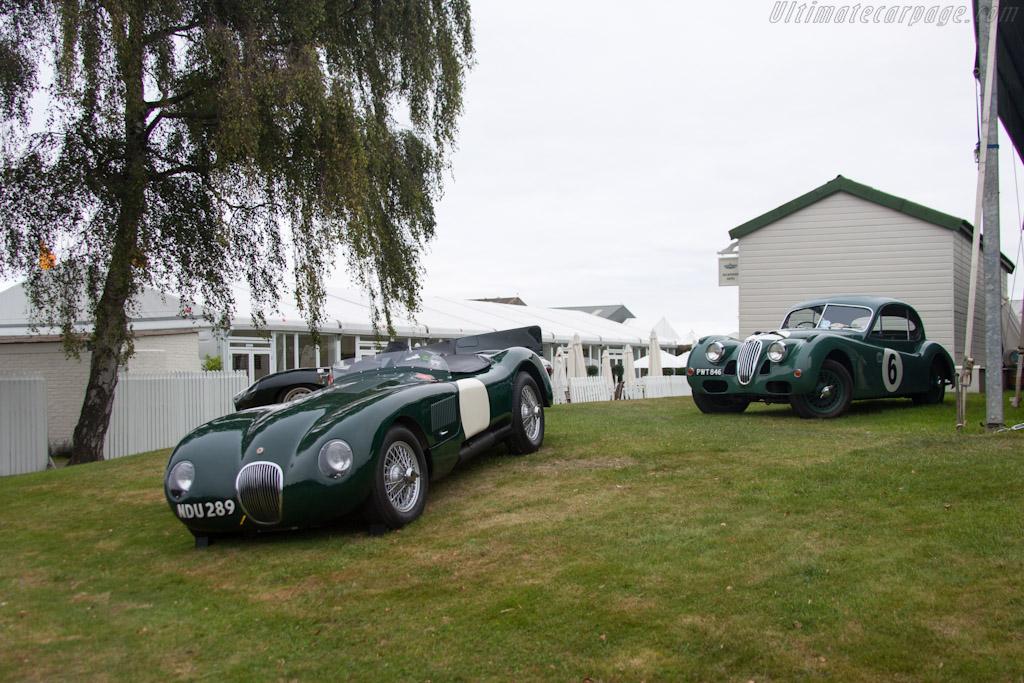 Jaguar Heritage Racing    - 2012 Goodwood Revival
