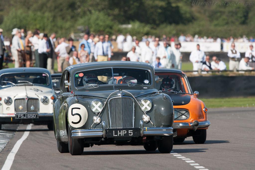 Jaguar MKVII    - 2012 Goodwood Revival