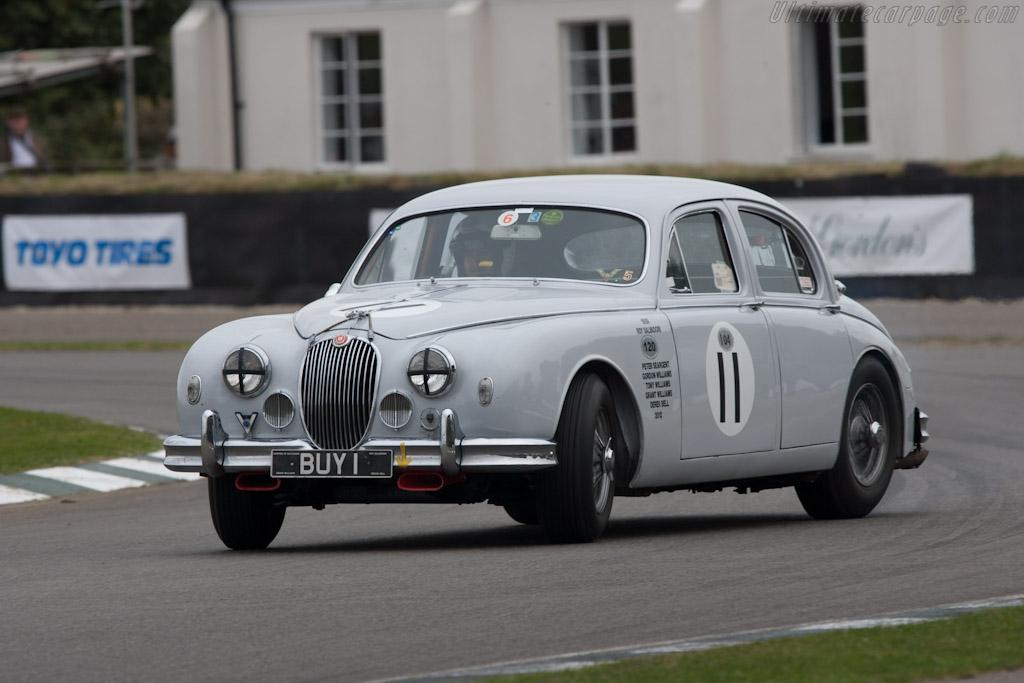 Jaguar Mk1    - 2012 Goodwood Revival