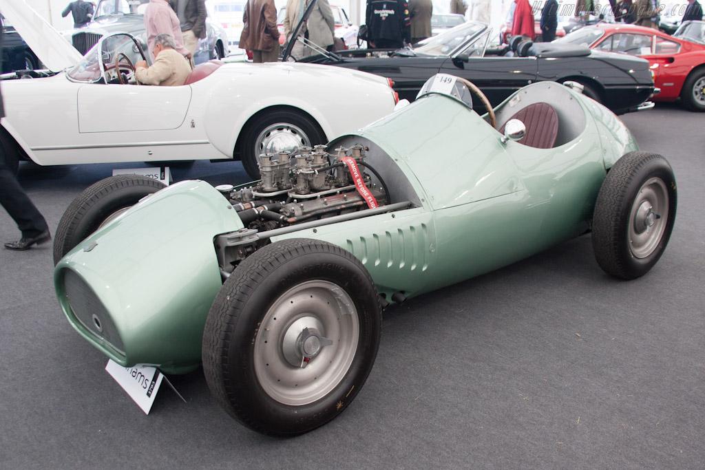 Kieft GP Climax - Chassis: GP1   - 2012 Goodwood Revival