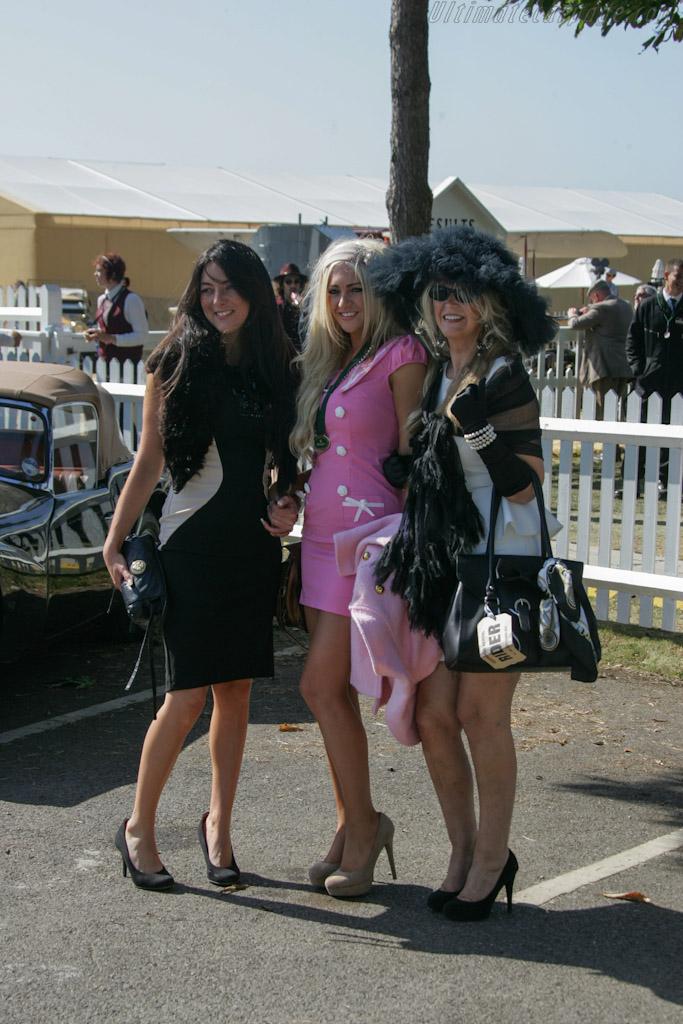 Ladies Day    - 2012 Goodwood Revival