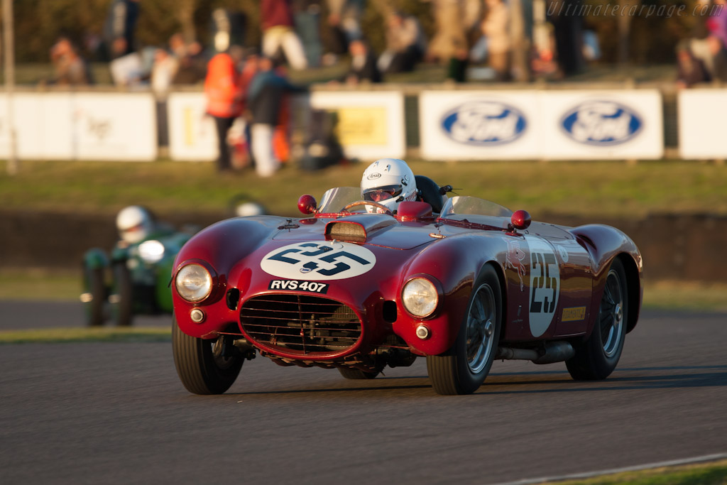 Lancia D24R - Chassis: 0002R   - 2012 Goodwood Revival