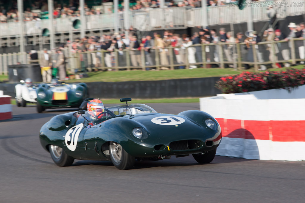 Lister Costin Jaguar - Chassis: BHL 133   - 2012 Goodwood Revival