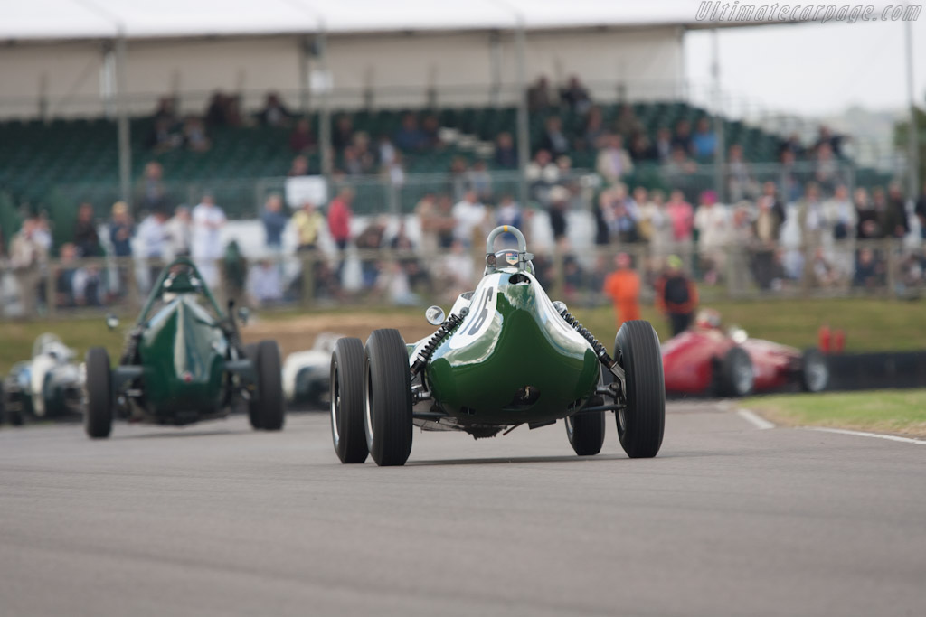 Lotus 16 Climax - Chassis: 363   - 2012 Goodwood Revival