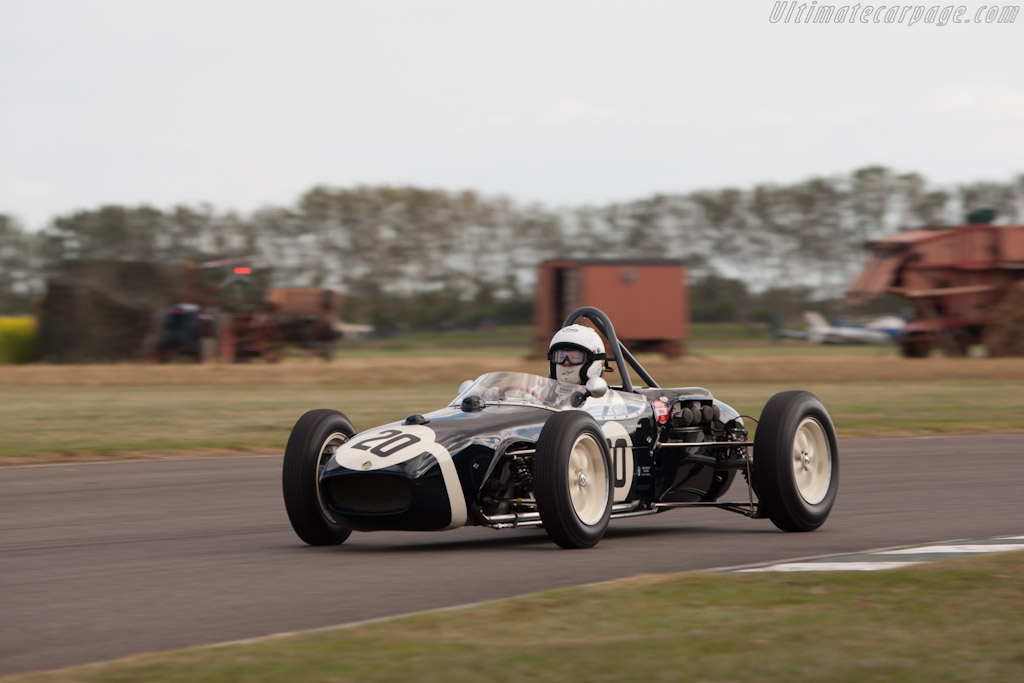 Race Car Trophy >> Lotus 18 Climax - 2012 Goodwood Revival