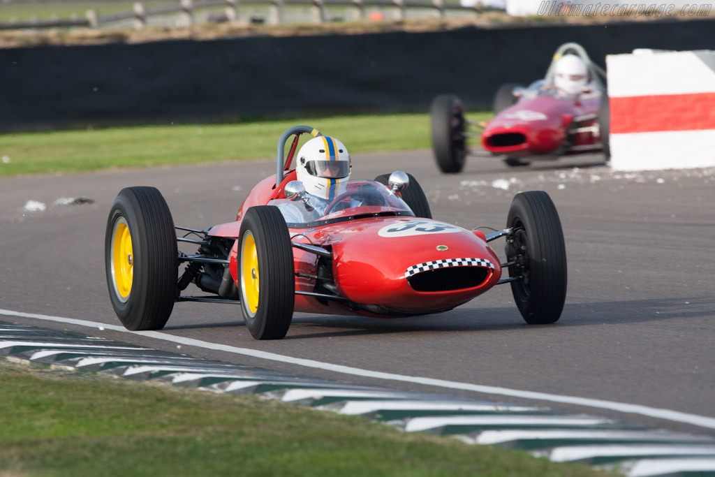 Lotus 24/21 Climax    - 2012 Goodwood Revival