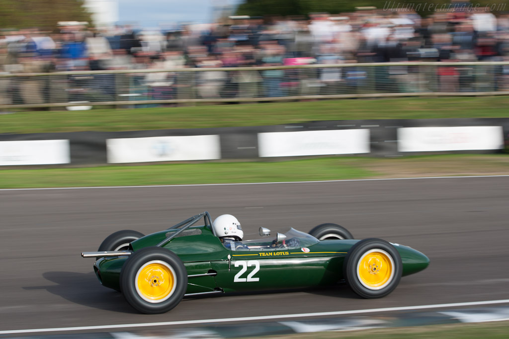 Lotus 24 Climax    - 2012 Goodwood Revival