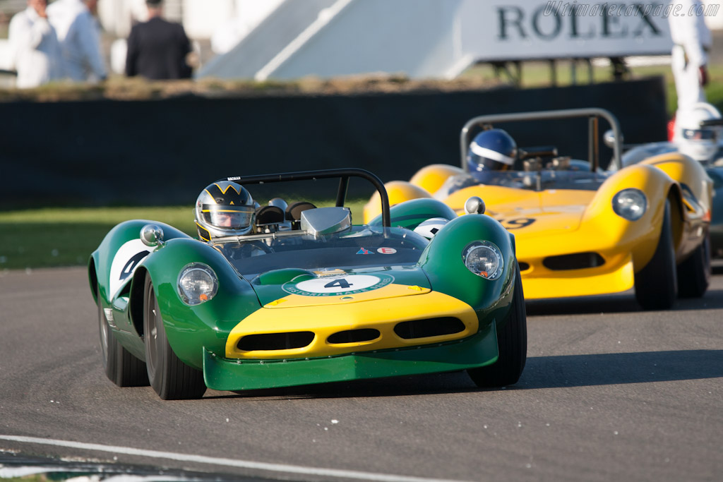 Lotus 30 - Chassis: 30/S2/8   - 2012 Goodwood Revival