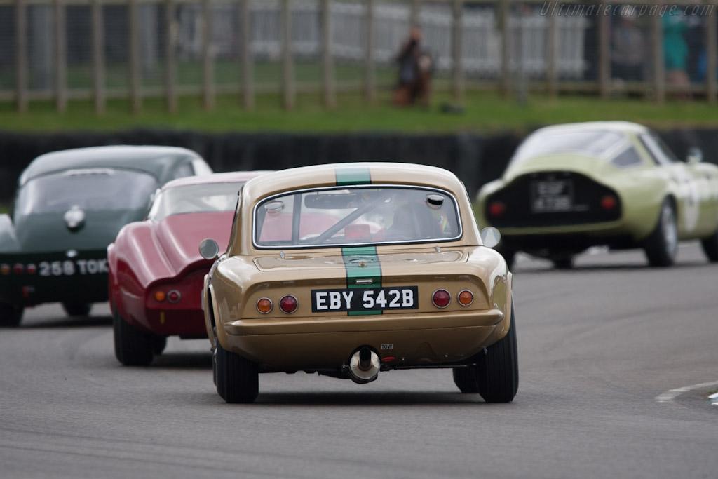 Lotus Elan 26R - Chassis: 26-R-46   - 2012 Goodwood Revival