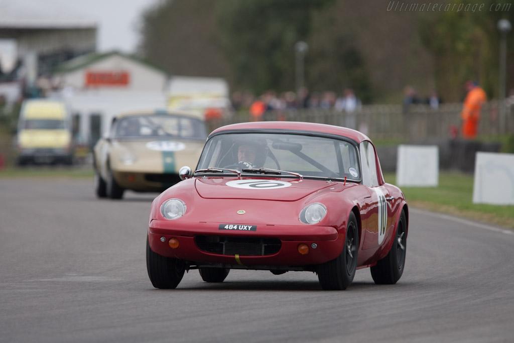 Lotus Elan 26R - Chassis: 26-S2-9   - 2012 Goodwood Revival