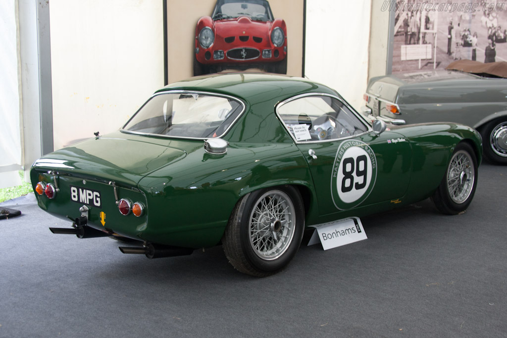 Lotus Elite - Chassis: 1106   - 2012 Goodwood Revival