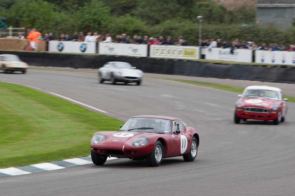 Marcos 1800 GT    - 2012 Goodwood Revival