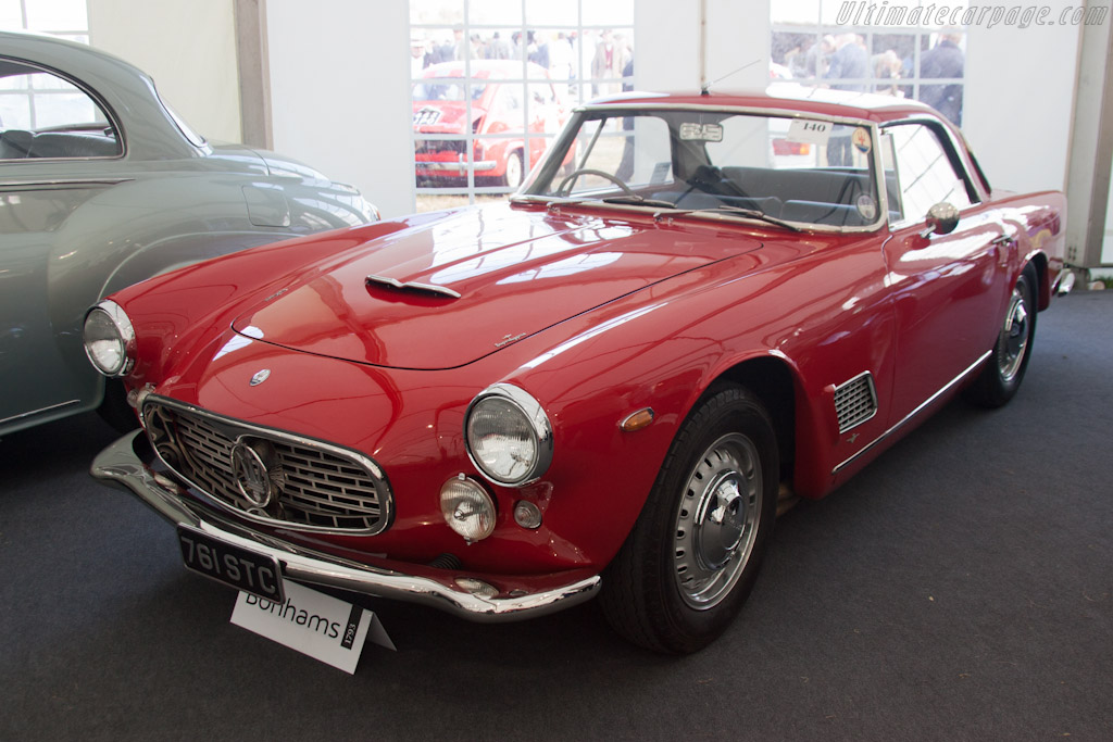 Maserati 3500 GT - Chassis: AM101.1020   - 2012 Goodwood Revival