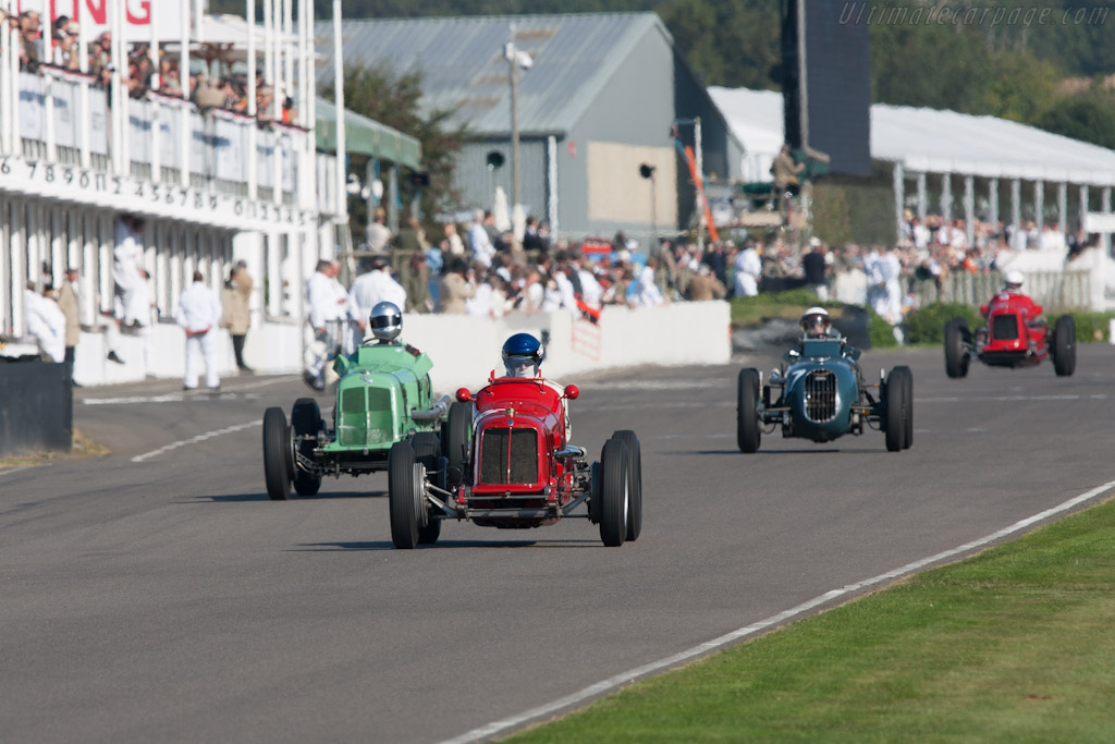 Maserati 4CM - Chassis: 1527   - 2012 Goodwood Revival
