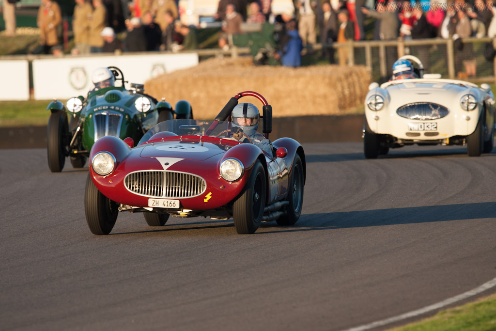 Maserati A6GCS/53 - Chassis: 2093   - 2012 Goodwood Revival