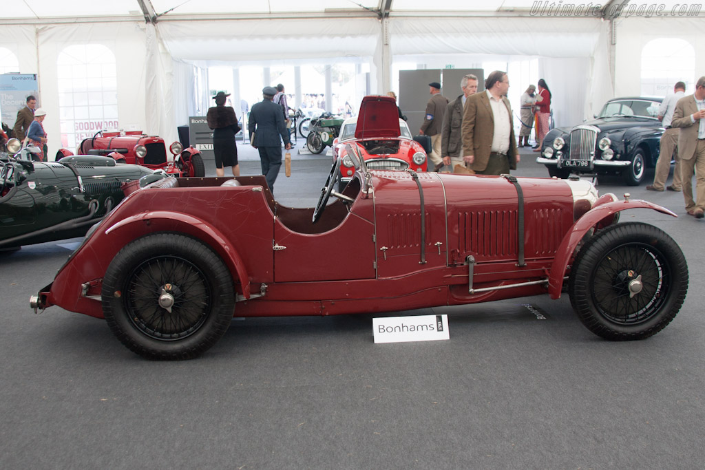 Maserati Tipo 26 Sport - Chassis: 2516   - 2012 Goodwood Revival