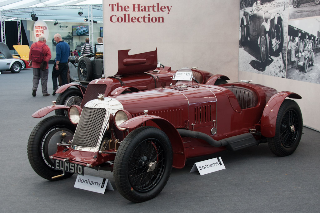 Maserati Tipo 26 Sport - Chassis: 2518  - 2012 Goodwood Revival