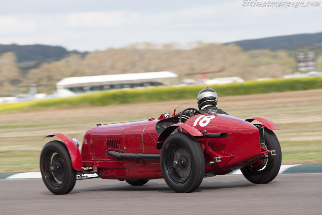 Race Car Trophy >> Maserati Tipo 26M - 2012 Goodwood Revival
