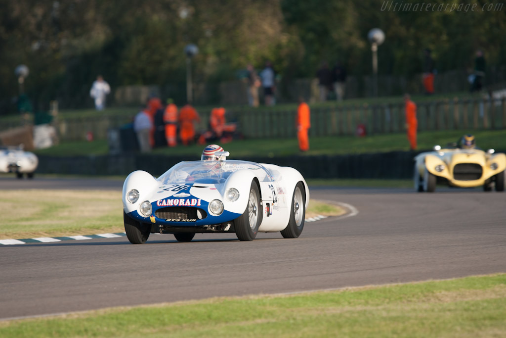 Maserati Tipo 61 Birdcage - Chassis: 2451   - 2012 Goodwood Revival