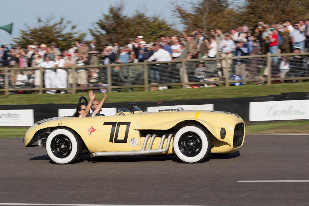 Ol Yaller Mk II    - 2012 Goodwood Revival
