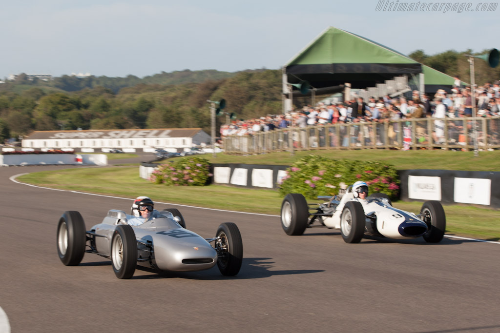 Porsche 804 - Chassis: 804-01   - 2012 Goodwood Revival