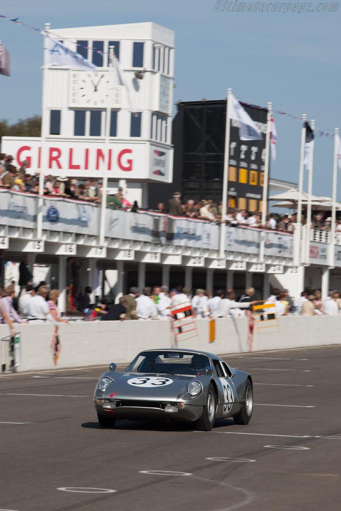 Porsche 904/6 - Chassis: 906-011   - 2012 Goodwood Revival