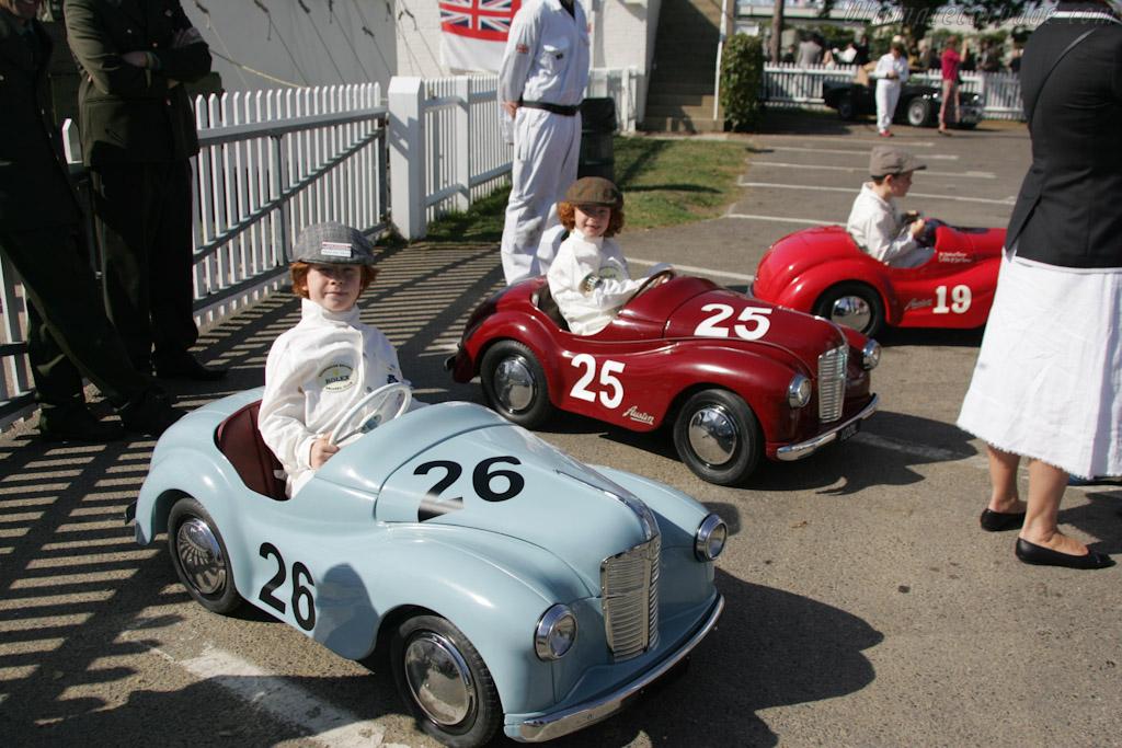 Race J40: Settrington Cup    - 2012 Goodwood Revival