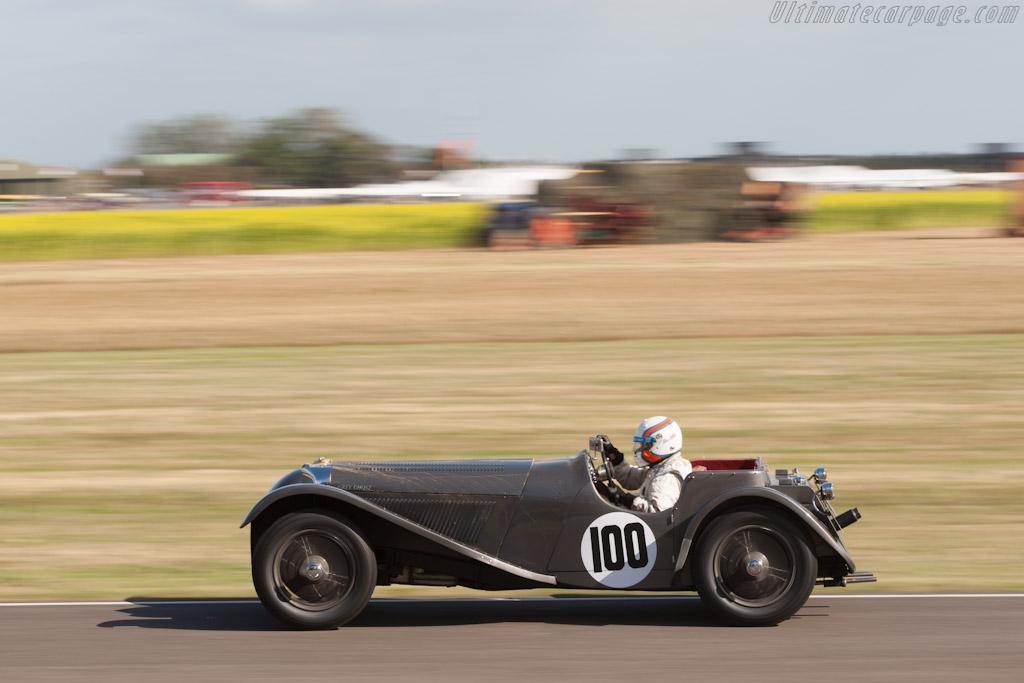 SS100 Jaguar    - 2012 Goodwood Revival