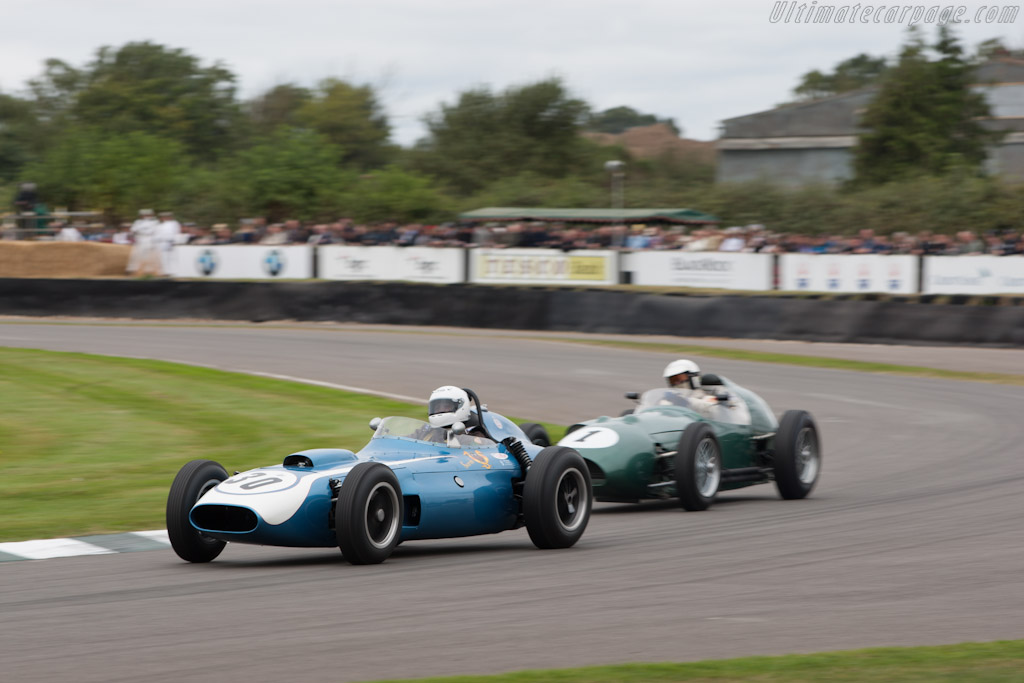 Race Car Trophy >> Scarab F1 Offenhauser - Chassis: '002' - 2012 Goodwood Revival