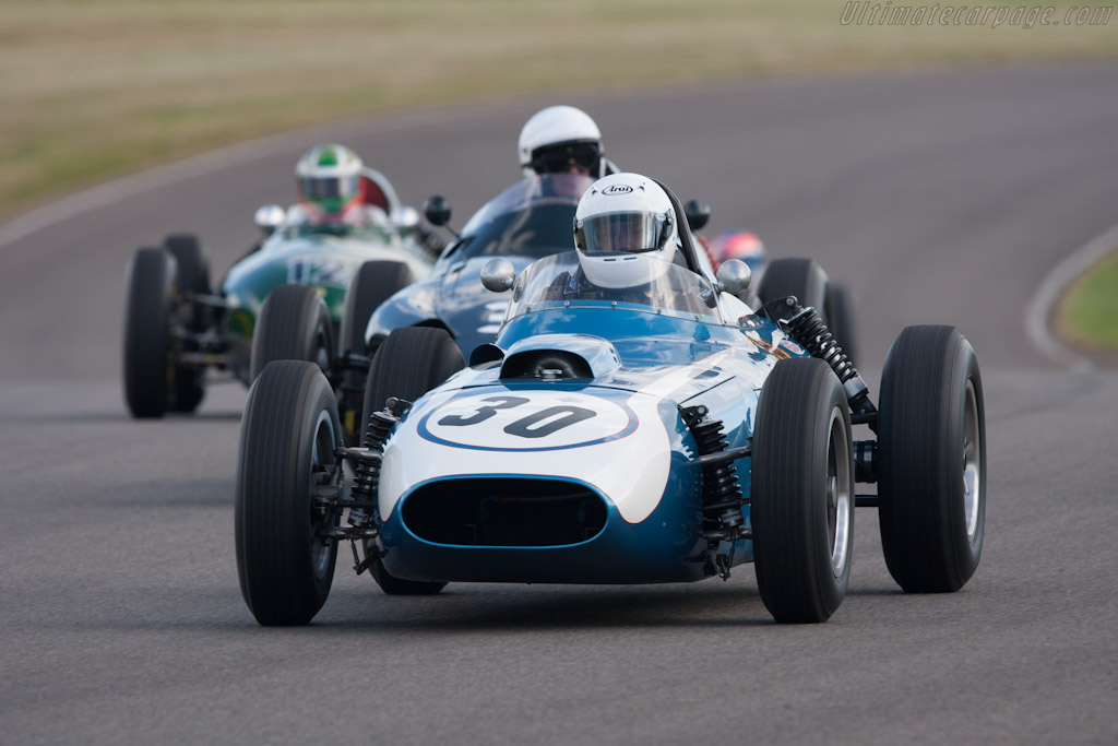 Scarab F1 Offenhauser - Chassis: '002'   - 2012 Goodwood Revival