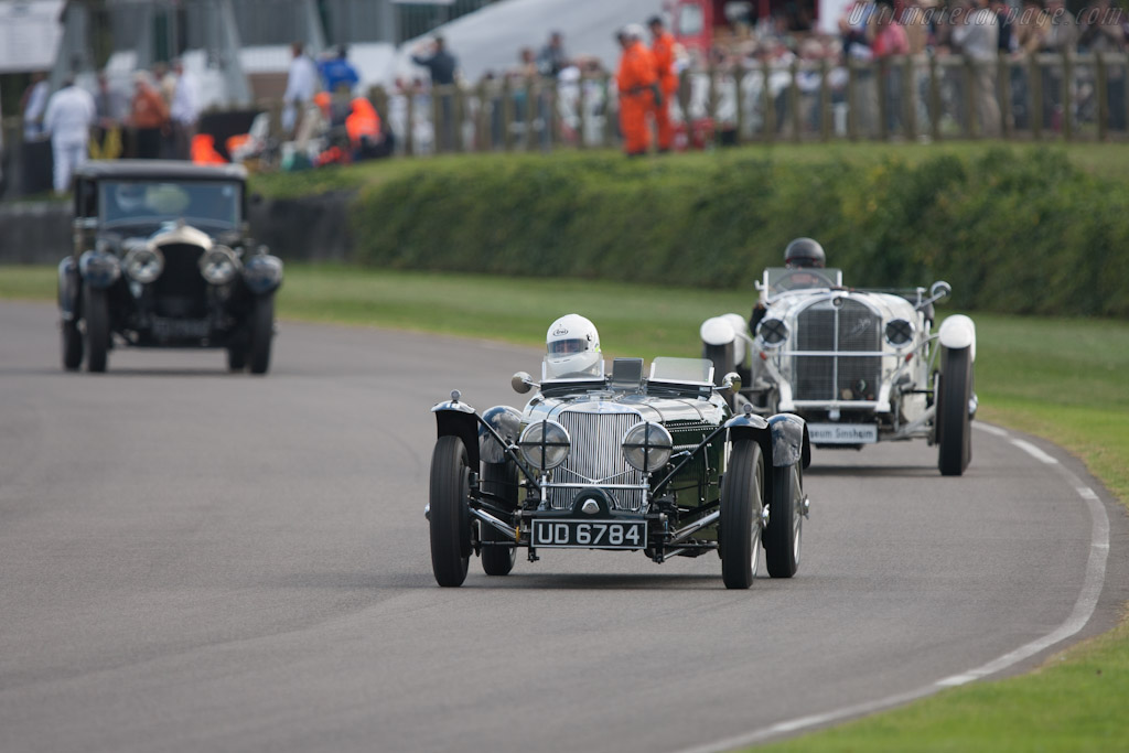 Squire 1500 - Chassis: X102   - 2012 Goodwood Revival