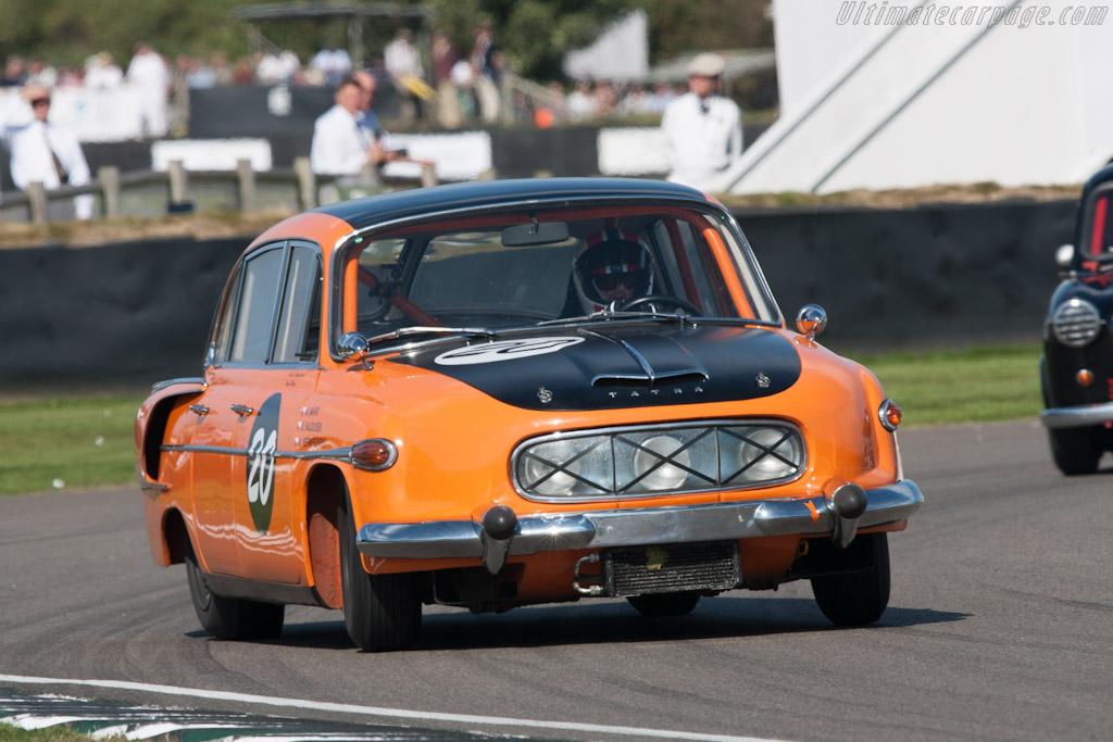 Tatra T603    - 2012 Goodwood Revival