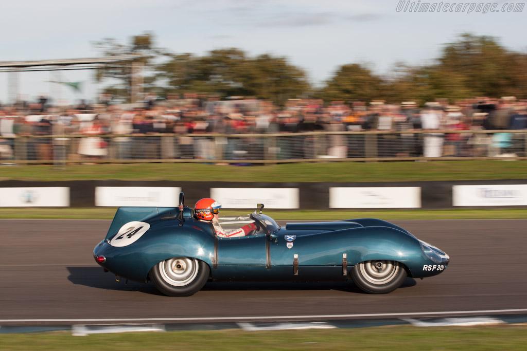 Tojeiro Jaguar - Chassis: TAD 1/59   - 2012 Goodwood Revival