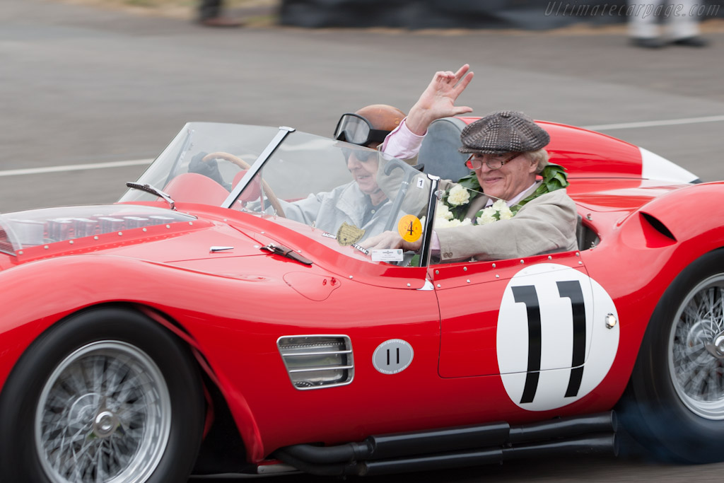 Tony Brooks and Dan Gurney - Chassis: 0774TR   - 2012 Goodwood Revival