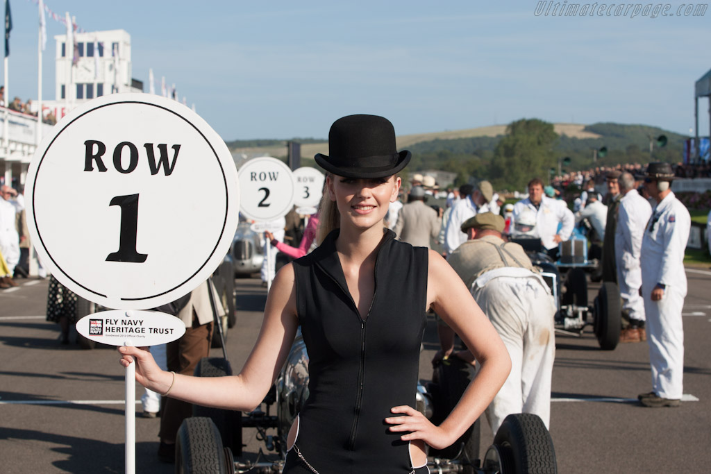 Welcome to Goodwood    - 2012 Goodwood Revival